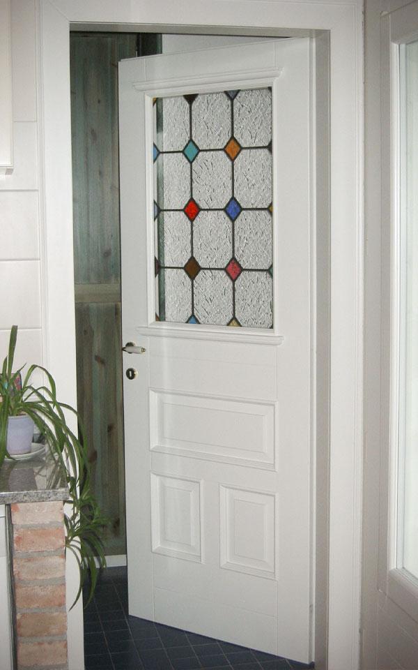 Prodotti falegnameria artigiana di flaborea sante - Porte stile inglese ...